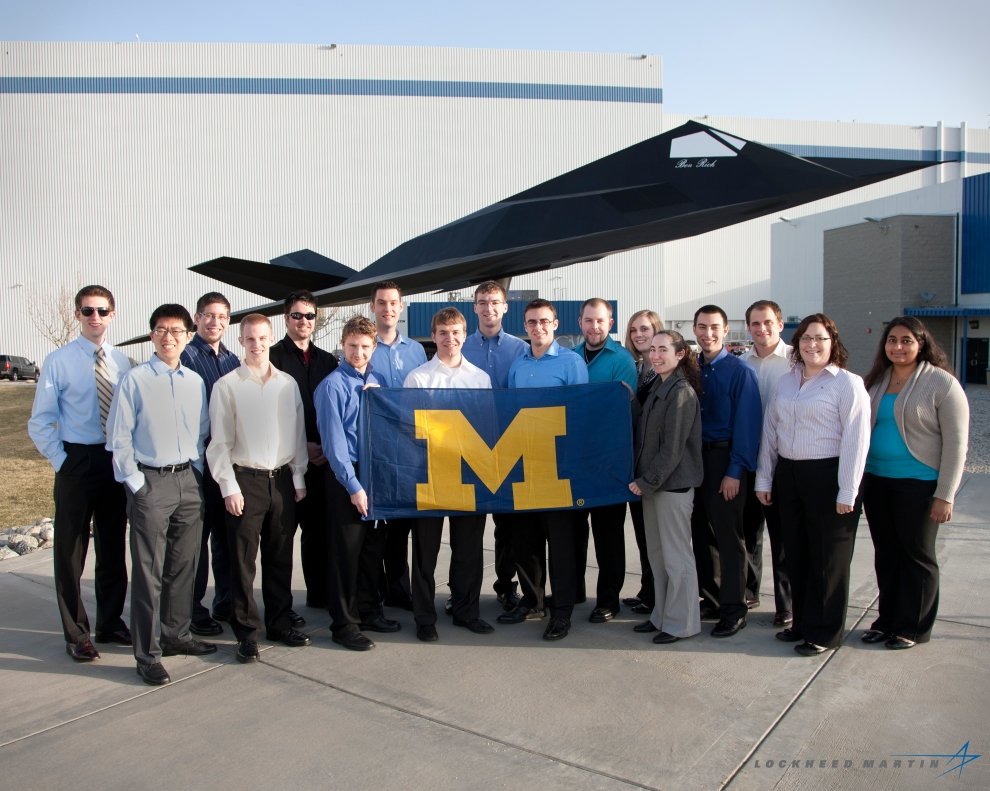 Skunk Works Tour University of Michigan