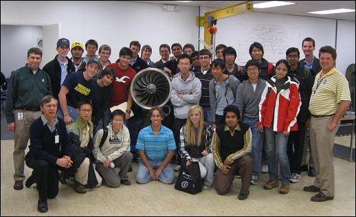 Williams International Aeroscholar