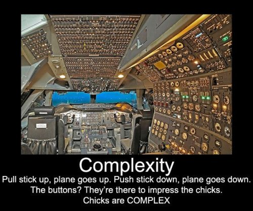Complexity Cockpit